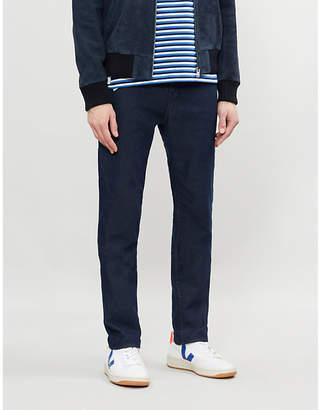 True Religion Rocco slim-fit cotton-twill jeans
