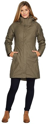 The North Face Arctic Parka II (New Taupe Green) Women's Coat