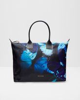 TAMINA Butterfly Collective large tote bag