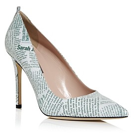 Sarah Jessica Parker Women's Fawn Pointed Toe Pumps