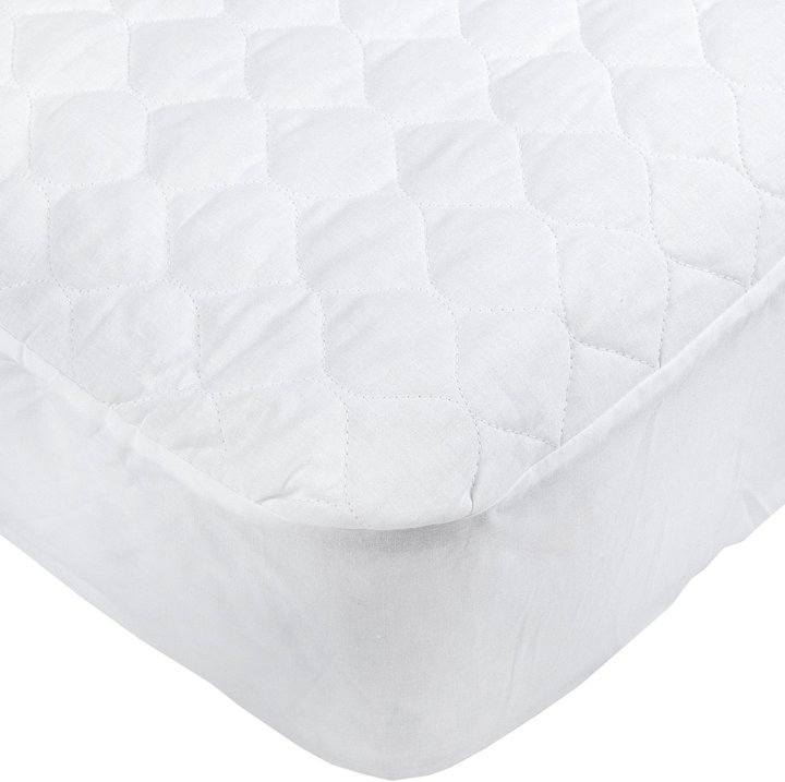 American Baby Company ABC Waterproof Quilted Crib(Toddler Bed) Matress Pad-Fitted