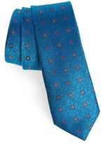 Michael Kors Boy's Neat Grid Silk Tie