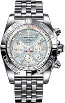 Breitling Chronomat 44 stainless steel watch