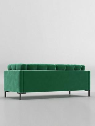 Swoon Landau Fabric 2seater Sofa