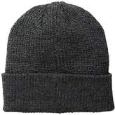 Levi's Knit Cuff Beanie With Woven Label