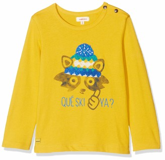 Catimini Boys' CP10152 TEE Shirt M/L Long-Sleeved Top