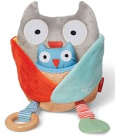 Skip Hop Infant Treetop Friends Hug & Hide Activity Owl