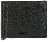Lanvin grained cardholder wallet