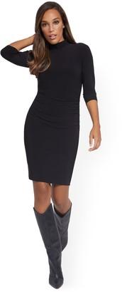New York & Co. Mock-Neck Dress - NY&C Style System