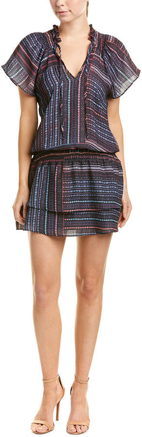Parker Smocked Drop-Waist Dress