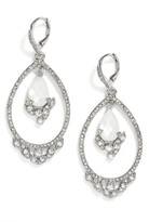 Jenny Packham Women's Orbital Drop Earrings