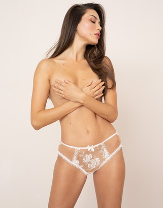 Agent Provocateur Clarabelle Full Brief