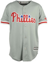 Majestic Boys' Philadelphia Phillies Replica Jersey