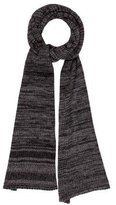 Chloé Striped Knit Scarf