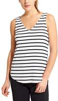 Athleta Stripe Lake Tank