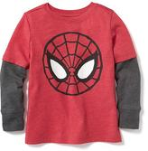 Old Navy Marvel Comics Spiderman 2-in-1 Tee for Toddler