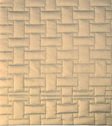 Matouk Full/Queen Basket Weave Quilt