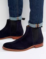 Grenson Declan Suede Chelsea Boots