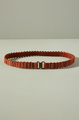 Anthropologie Tabitha Stretch Belt By in Black Size S