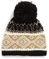 O'Neill Fireside Pom Knit Beanie