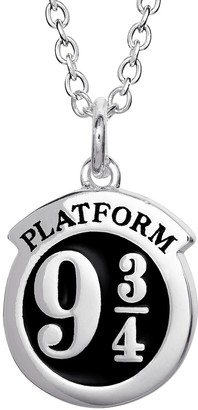 Licensed Character Harry Potter Platform 9 3/4 Necklace