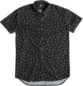 Quiksilver Men's Crossed Out Short Sleeve Shirt 8146051