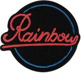 Marc Jacobs Neon rainbow patch
