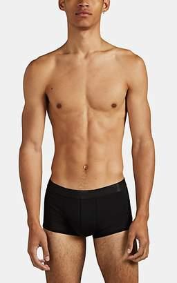 Trunks CDLP Men's Jersey Boxer Black