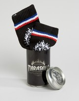Huf X Thrasher Socks