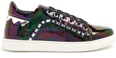 Sophia Webster Riko low-top leather trainers