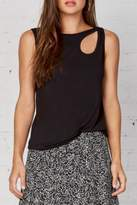 Bailey 44 Plaintain Sleeveless Top