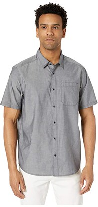 5.11 Tactical Carson Short Sleeve Shirt (Volcanic Heather) Men's Clothing