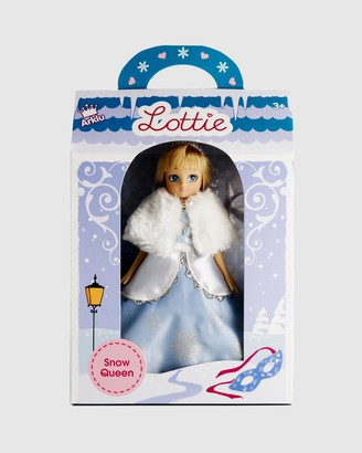 Lottie - Girl's Blue Doll playsets - Snow Queen - 3+ Years - Size One Size at The Iconic