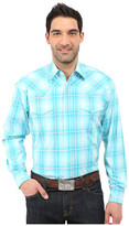 Stetson Crystal Ombre Long Sleeve Snap Front Shirt