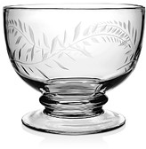 William Yeoward Jasmine Footed Serving Bowl