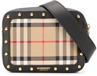 BURBERRY KIDS Vintage Check belt bag