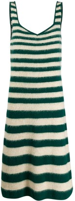 Marni Knitted Sleeveless Dress
