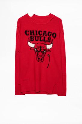 Zadig & Voltaire Adina Chicago Sweater
