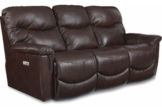 La Z Boy James Reclining 87 inches Pillow top Arms Sofa La-Z-Boy
