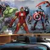 York Wall Coverings York Wallcoverings Marvel Avengers Assemble Removable Wallpaper Mural