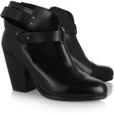 Rag and Bone Rag & bone Harrow leather biker boots