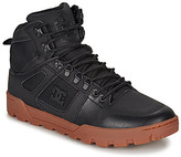 Dc Shoes DC Shoes PURE HIGH-TOP WR BOOT men's Shoes (High-top Trainers) in Black