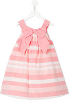 Tartine et Chocolat striped dress - kids - Cotton/Polyamide/Polyester - 5 yrs