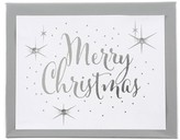 Paper Magic 12ct Merry Christmas Text Holiday Boxed Cards