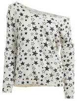 Minnie Rose Long Sleeve Top With Printed Stars