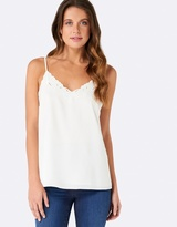 Forever New Charlotte Embroidered Cami