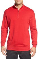 Bobby Jones Men's 'New Leaderboard' Quarter Zip Pullover