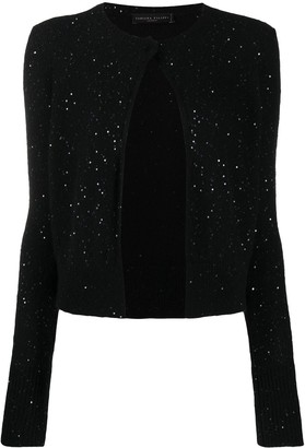 Fabiana Filippi Sequin Knit Cardigan