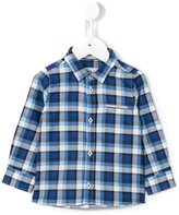 Tartine et Chocolat checked shirt