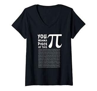 Pi Womens Funny Day Math for teachers